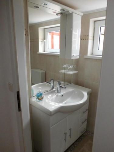 Badezimmer im Schlafzimmer